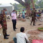 নাগরপুরে সাপ্তাহিক হাট বন্ধ করল সেনাবাহিনী